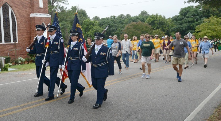 Taylortown Day Parade 1