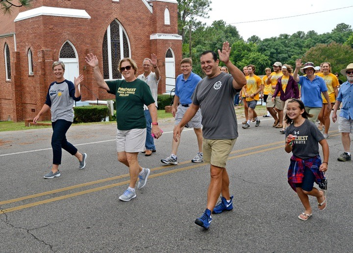 Taylortown Day Parade 2